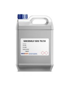 DÉSINFECTANT DE SURFACE SOCOSOLV SDS BIDON DE 5L