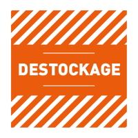 Déstockage produits et consommables Contrôle Non Destructif (CND)