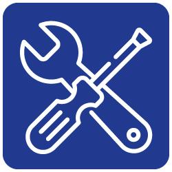 réparations de matériel pour le controle non destructif