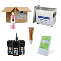 Consommables et matériels pour le controle non destructif par ultrasons